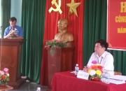 Hội nghị CNVC đầu năm